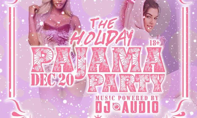 THE HOLIDAY PAJAMA PARTY