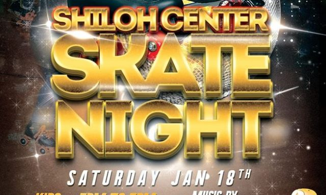 SHILOH CENTER SKATE NIGHT