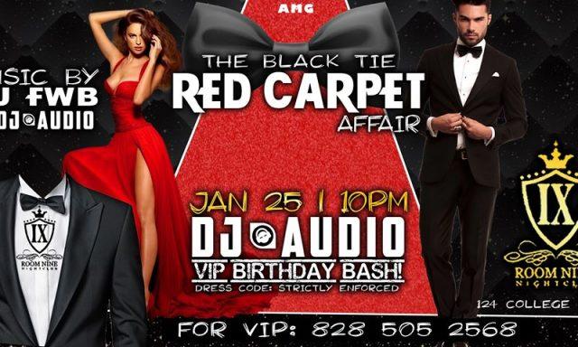 The Black Tie Red Carpet Affair