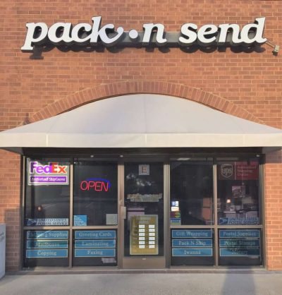 Pack N Send – Shipping Center, Mailbox Center, Notary