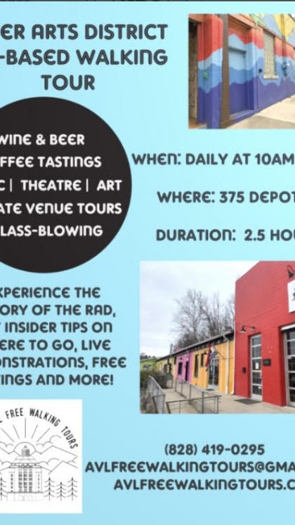 Downtown Tip-Based Walking Tour